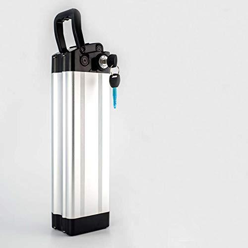 Delongtop Silverfish - Batería para bicicleta eléctrica (37 V (36 V, 13...