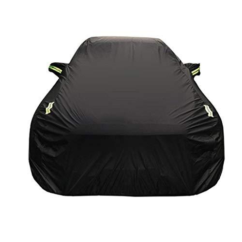 Couverture de voiture Compatible avec Lincoln Continental Car Cover Car Vêtements épais Tissu Oxford Protection contre le soleil Rain Cover Car Tissu Car Cover (Size : 2017)