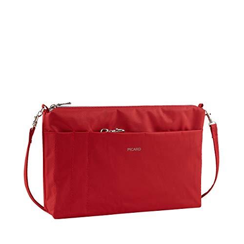 Picard Damen Switchbag Umhängetasche Rot (Rot)