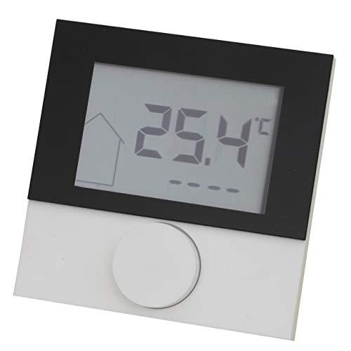 Alpha Regler direct Standard LCD 230 V mit Designscheibe 130564