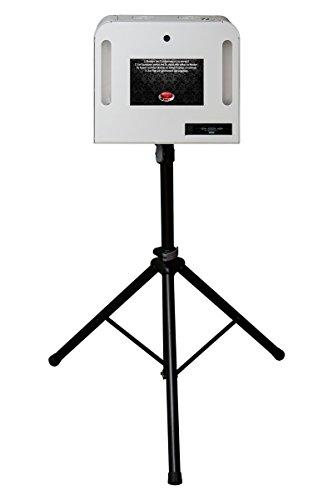 fexon® Photobooth Selphy Photo Booth, komplette Fotobox mit Drucker, einsatzfertig