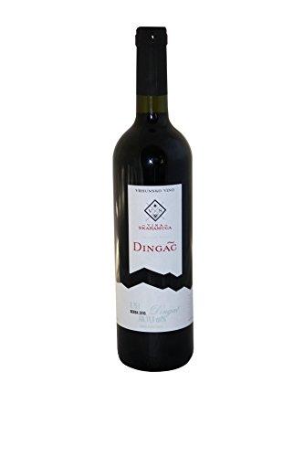 Dingac Plavac mali Potomje Vrhunsko vino 0,75l - Spitzenwein Vina Skaramuca