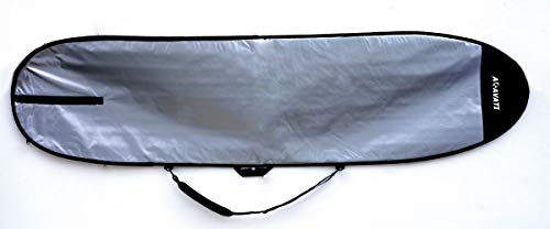 """Acavati Surfboard Bag - 8 Foot and 6 inch Size - 5mm Thickness Padded Protection Surf Board Bag (Size 8'6"""")"""
