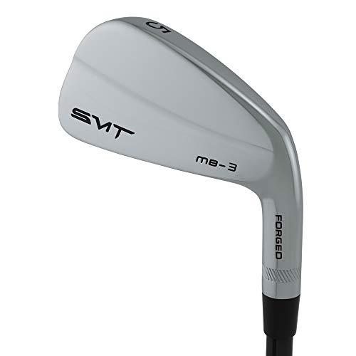 SMT Golf MB-3 Forged Blade Iron Set KBS Tour Steel 5-PW Stiff Flex