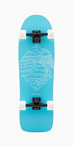 "Landyachtz ATV Series Skateboard [All Shapes] (31"" - Ditch Life Coast)"