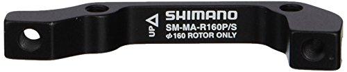 SHIMANO Unisex– Erwachsene Adapter-2090323800 Adapter, Schwarz, One Size