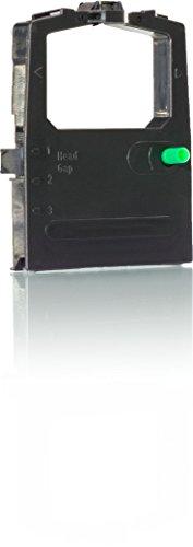 KMP kleurlint voor ML 390 plat bed zwart nylon HD