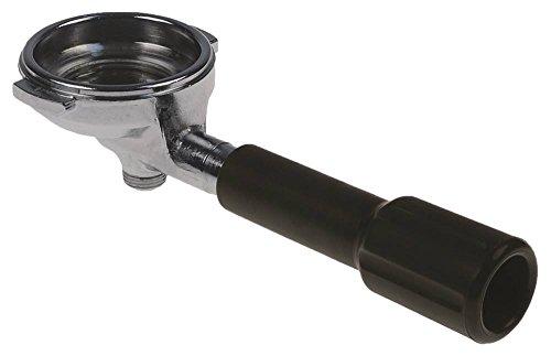 Bezzera Siebträger für Espressomaschine für Malzkaffee Befestigung ø 79,5mm für Malzkaffee mit Sieb, ohne Auslauf 3/8'