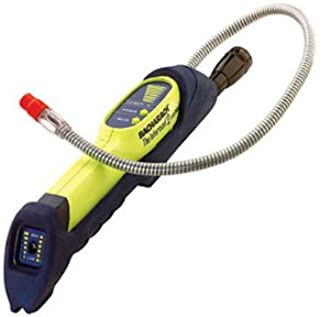 Bacharach Informant 2 0019-8038 Dual Purpose Leak Detector Contractor Kit with Refrigerant and Combustible Gas Sensors, Color-Coded Probe Tips, Protective Rubber Boot, 5 Filters, 4 Aa Batteries, Instruction Manual and Hard Carrying Case