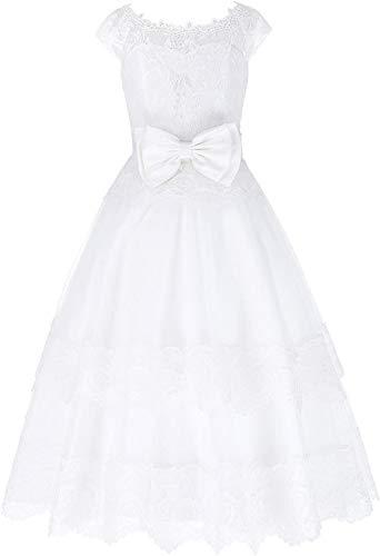 smilecstar meisjes prinses bloemenmeisjes jurk partyjurk aanbieding dag blitzaanbieding