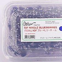 デルスールジャパン 冷凍ブルーベリーホール 完熟 500g