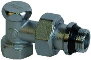 Giacomini - Grifería gas de radiador - Codo de ajuste R16TG 1/2