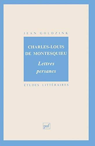 Montesquieu : Lettres persanes