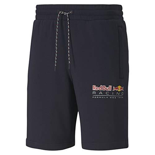 PUMA Herren Sweatshirt RBR Sweat Shorts L Schwarz