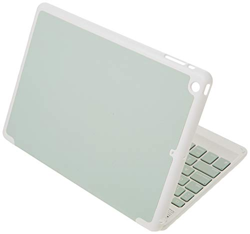 ZAGG Folio Hinged Case with non-Backlit Keyboard for Apple iPad Air - Sage
