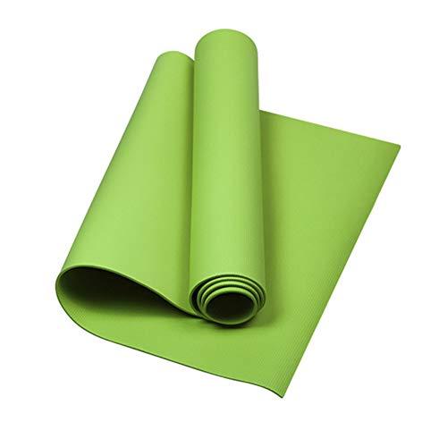 CNHOME yogamat antislip tapijtmat voor beginners Eva milieusport fitness pad gymnastiekmatten outdoor camping mat