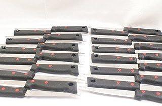 Lot 25 couteaux de cuisines INOX TREMPE PRADEL FRANCE