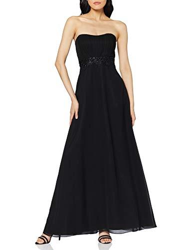 Vera Mont VM Damen 0010/4825 Kleid, Schwarz (Jet Black 9042), 40
