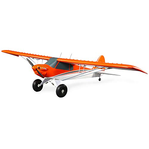 E-flite RC Airplane Carbon-Z Cub SS 2.1m BNF Basic (Transmitter, Battery and Charger not Included) with AS3X and Safe Select, EFL12450