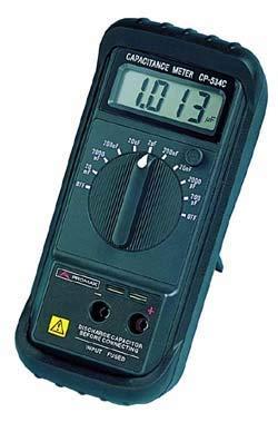 Capacimetre De 200 Pf A 2000 µf + Gaine Pour OUTILLAGES DIVERS MARQUES
