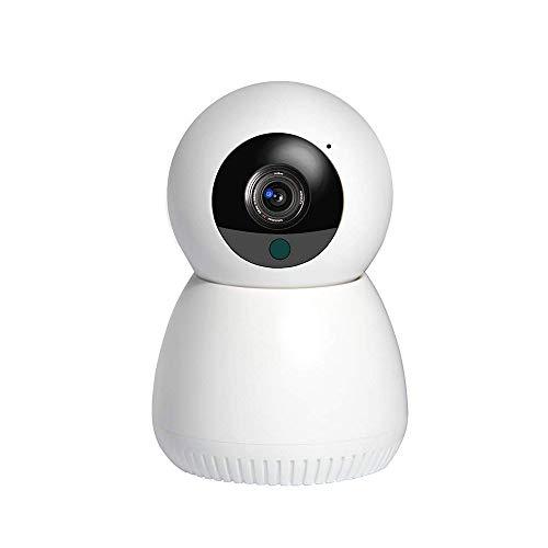 Cámara inalámbrica, cámara de vigilancia IP 1080P con Audio bidireccional, detección de Movimiento, visión Nocturna y rotación PTZ, Monitor de Interior for bebés / Mascotas ( Size : 32GB )