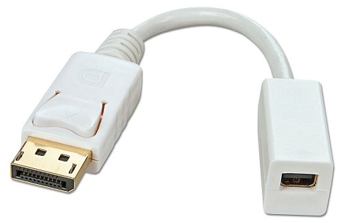 Adatt. Displayport M Mini-Dp F