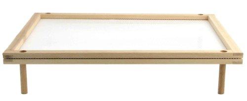Trockenplatte für Pasta, Pilze, 50x 40 cm