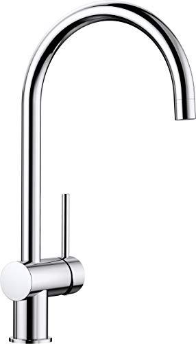 BLANCO Filo, Küchenarmatur, Einhandmischer, Oberfläche Chrom, Hochdruck, 1 Stück; 512324