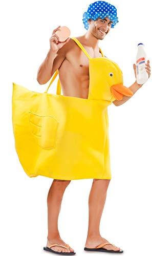 ATOSA disfraz patito amarillo hombre adulto M