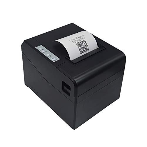 ZHANGJIALI Impresoras Recibos Mini POS-8330 Impresora
