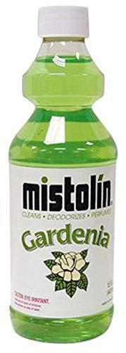 Mistolin All Purpose Cleaner - Lavender 15 Oz Bottle (Pack of 6) (Gardenia)