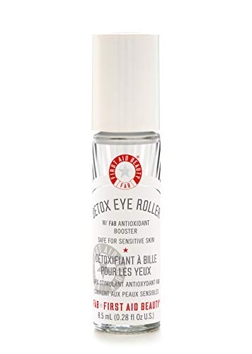First Aid Beauty Detox Eye Roller 0.28 oz