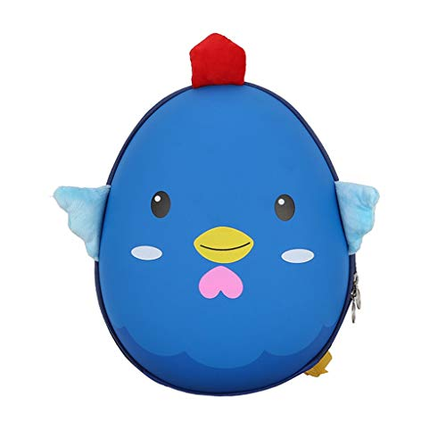 Toddler Backpack for Boys and Girls, Cute Animal Design Small School Bags, Greate Present & Gifts Little Rucksack for Kids Childrens Boys Girls (Blue)