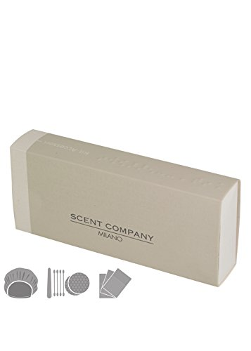 Scent Company Milano Amenities Kit 250 pcs Ligne courtoisie pour Hôtel Maison d'hôte Bed & Breakfast AMENITIES