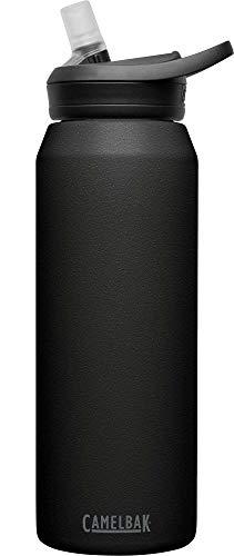 CamelBak eddy+ Vacuum Stainless Insulated Water Bottle, 32 oz, Jet