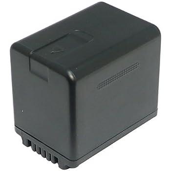 【 パナソニック 】 Panasonic VW-VBK360-K 互換 バッテリー HC-V600M 対応