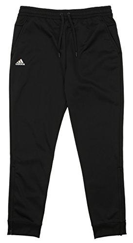 adidas Men's Team Fleece Jogger Pant, Black XX-Large