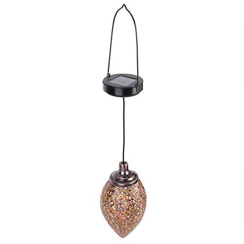 Luz del Paisaje, Luces Colgantes solares, iluminación casera del Hierro para el jardín al Aire Libre de la decoración del Patio