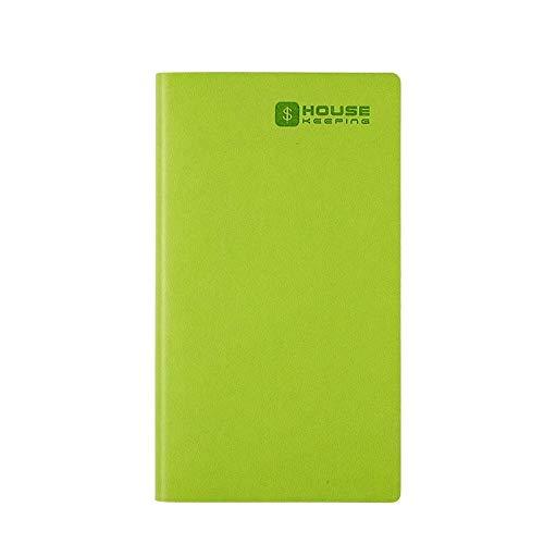 Buchhaltung Buch, Lazy Cash Tagebuch Handbuch, Office Meeting Rekord Buch, Kurs Manuskript, Buchhaltung, Finanzielle Notebook,