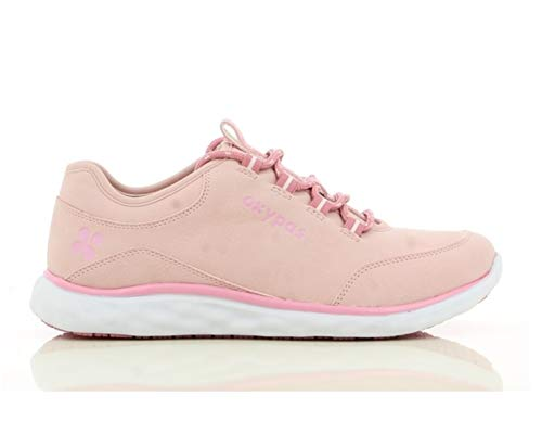 Oxypas Patricia Damen Berufsschuhe, Farbe: Light Pink, Größe: 37
