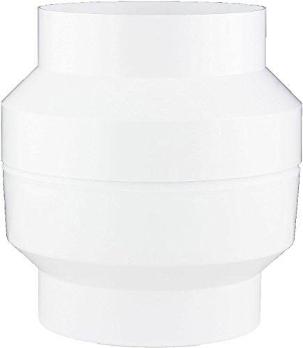 Kondenswassersammler Kondenswasserabscheider ø 100 mm weiß