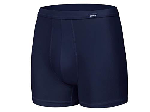 cornette Authentic Boxershorts Unterhose Männer Herren Übergröße M-5XL Stretch (Navy Blue, XXL)