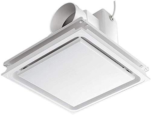 J+N JN luchtafzuiging ventilatie Extractor 12 afzuigkap badkamer plafond ventilatie huishouden inch exhaust powerful stille muur, (maat: B 7~12m2) Industrie/Keuken/Bad
