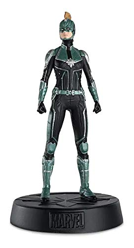 Marvel Movie Figura de Resina Collection Nº 109 Captain Marvel (Kree Suit) 12,7 cms