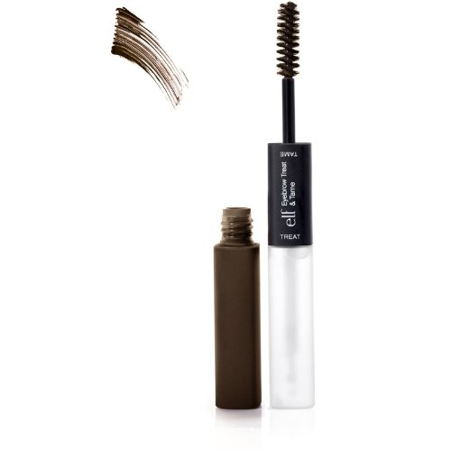 e.l.f. Eyebrow Treat and Tame, Deep, 0.34 Ounce