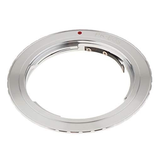 Homyl - Adaptador PK-EOS para Objetivo Pentax K para cámara Canon EOS...