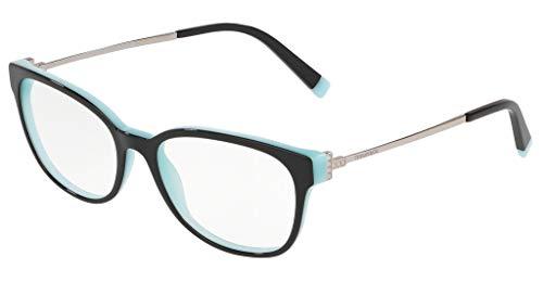 Occhiali da vista Tiffany TIFFANY T TF 2177 Black Turquoise 54/17/140 donna