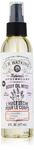 J R Watkins Lavender Body Oil Mist, 6 Fluid Ounce