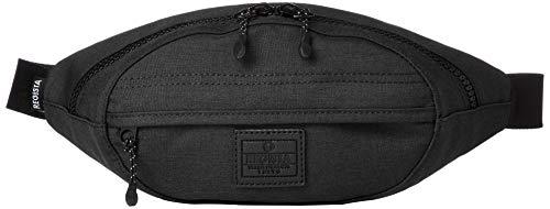 [レジスタ]ミニウエストポーチ メンズ おしゃれ 軽量 小さめ ウエストバッグ ななめがけ きれいめ 黒 グレー ブラウン 3カラー ブラック