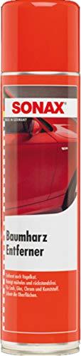 CM DESIGN Eliminador de resina de árboles de Sonax 400 ml.